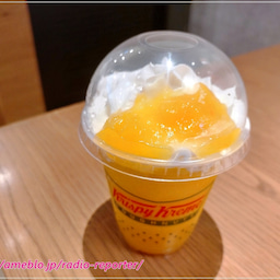画像 スイカとメロンの限定ドーナツ☆クリスピー・クリーム・ドーナツの初夏はフルーツ祭り♪ の記事より 7つ目