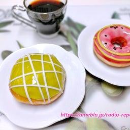 画像 スイカとメロンの限定ドーナツ☆クリスピー・クリーム・ドーナツの初夏はフルーツ祭り♪ の記事より 1つ目