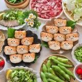 おうち時間を家族で楽しもう! ネコ好きが作る「ネコちゃんいなり寿司」の記事画像