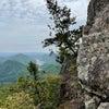 ルティ男は山へ山登りへ、登ったら降る...の画像