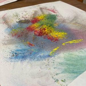 こども色彩五反田クラス5月前半教室報告の画像