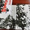 通信販売で買い求めた「御城印帳」と「御城印」の画像