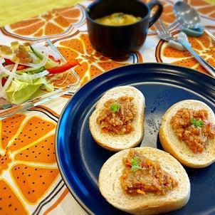 【レッスンレポ】初めて食べる味に驚きと感動です!ラギ粉パテサンドの画像