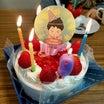 アラジン9歳の誕生日