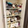家族のモノが混在した収納棚やクローゼットを引っ越し前に整理!【整理収納コンサル事例】の画像