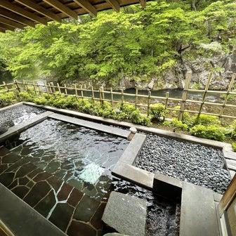 【福島】《磐梯熱海温泉 熱海荘》宿泊記:大浴場の露天が最高でした!