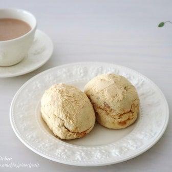 【5分で完成】食べたい時にすぐできる♡揚げない!きな粉あげパン