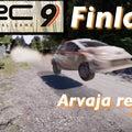 WRC9攻略 フィンランド特集 実況 やってるので見に来てね