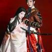 珠城りょう、美園さくらサヨナラ公演、史上に残る名作誕生「桜嵐記」開幕