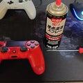 PS4コントローラー修理(^3^)
