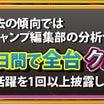 7月26日(月)【速報4日目】ミクちゃんガイア垂水東店_チャンピオンローテーション5