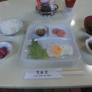 ガラッパ荘の朝食の画像