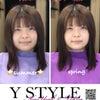 今日のパーソナルカラー美女~パーソナルカラーで小顔効果の画像