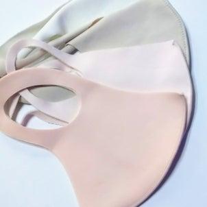 今さらですが、マスクの色にもこだわってます♡マスクで印象管理の画像