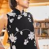 【カジュアルチャイナドレス】コットン素材で着心地満点♪の画像