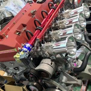 S2000,F20C改F24R,4スロ、ハーネス製作、本国AEMからパーツ届きました♫の画像