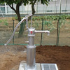 家庭用の井戸を設置しました!~小型自走式ボーリングマシンが活躍の画像
