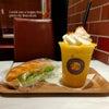 ◆リビングWeb◆カルディ◆全国8店舗で6/30まで♡カフェカルディーノ「マンゴーココナッツ」の画像
