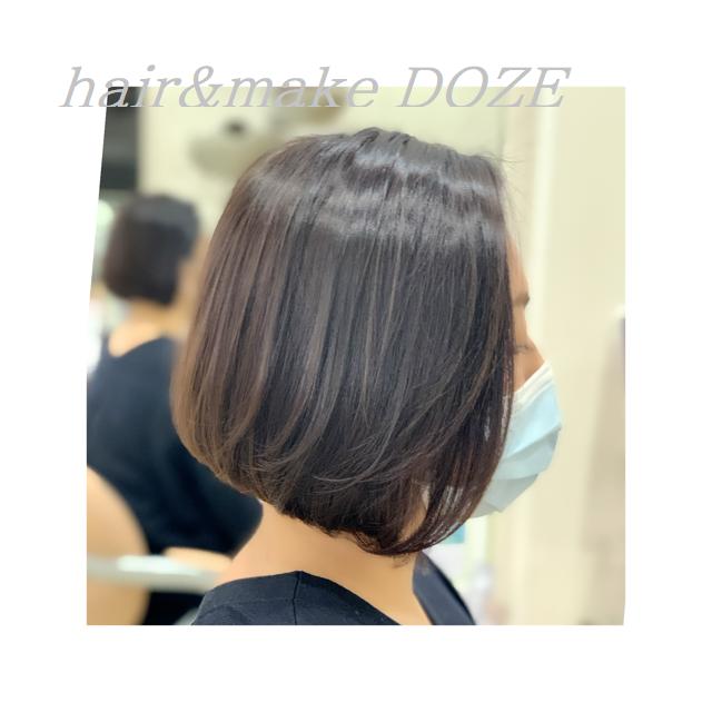 髪質改善プレミアムトリートメントは ロングの方だけのものではありません!!!