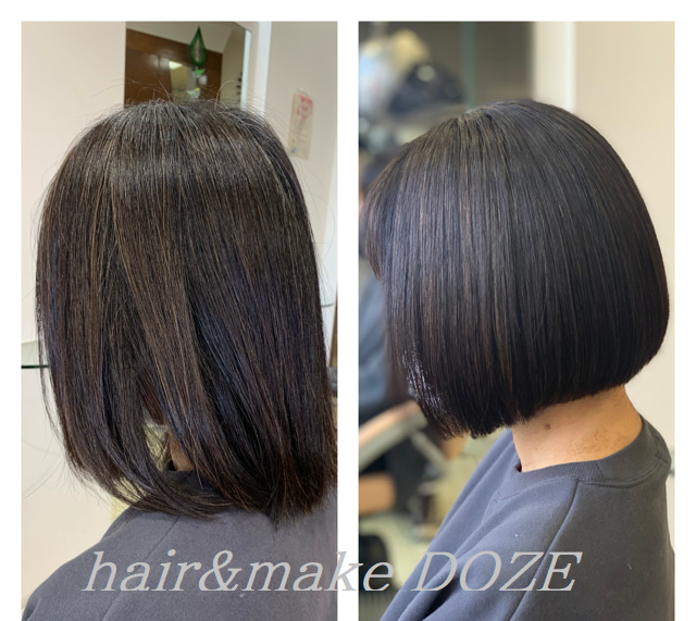 どんな髪でも良くなっていく仕組みがあります!