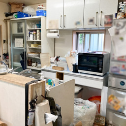 画像 食材や食器が床置き&レンジ内にまで溢れたキッチンが劇的変化!【整理収納コンサル事例】 の記事より 23つ目