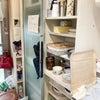 大容量なのにモノが溢れるキッチン背面収納を使いやすく見直し!【整理収納コンサル事例】の画像