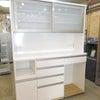 ♻️キッチン家具♻️ニトリ キッチンボード リガーレ♻️三栄コーポレーション キッチンカウンターの画像