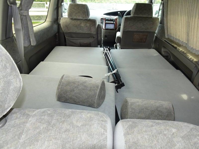 日産オーテック製 エルグランド 4WD ディーゼル キャンピングカー