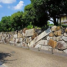 画像 第三十五回 京都渉成園に見る高度な石垣の技 の記事より 2つ目