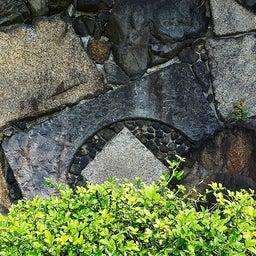 画像 第三十五回 京都渉成園に見る高度な石垣の技 の記事より 4つ目