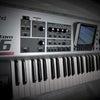 ヴィンテージ シンセサイザー修理 ローランド ファントム FANTOM X6 X7 スイッチ不良の画像