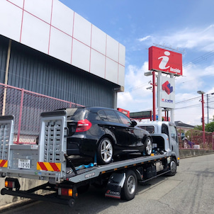 BMW  岡山県への画像