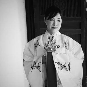 巫女タレント 浅海鈴音さんコメント動画アップ!の画像