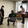 「廻る座椅子で夢を見る」稽古14の画像