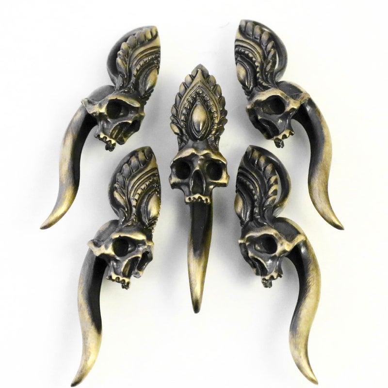 avatara アヴァターラ シルバーアクセサリー 蛸 ヒンドゥー 新作 東京 シルバーギークス silvergeeks