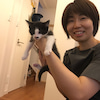 オンビン、幸せの新しいお家へ♪の画像