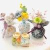 香りを包んでお花も楽しむサマーセットレッスンの画像