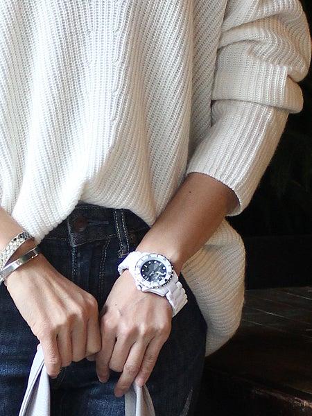 艶ピカな光沢感がキュートなカモフラージュ柄のスワッガーカモ!デンマーク腕時計ブランド「コプハ」の迷彩柄腕時計スワッガー。
