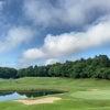 早朝ゴルフ@グレン・オークスCCの画像