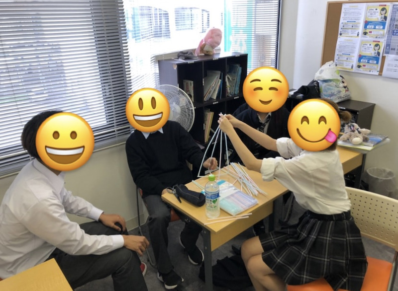 館山校の日常