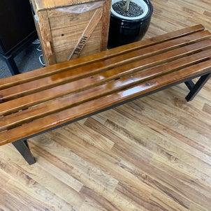 屋上喫煙者にはうれしいベンチが完成しました! ALVION GROUP Craft newsの画像