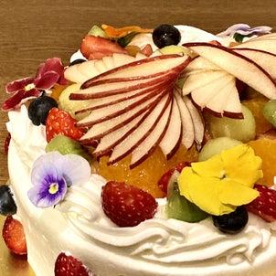 【新所沢西口】お得情報は最後に。世界に1つのケーキに大興奮『パティスリー ラサンテ』の画像