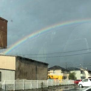 コンビニで虹をみたの画像