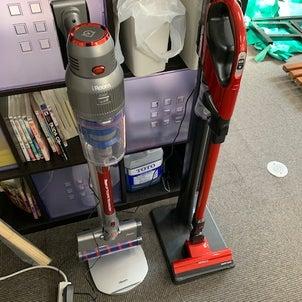 アルヴィオンビルの階段掃除用掃除機の新型が届きました~ Alvion Cleaning Newsの画像