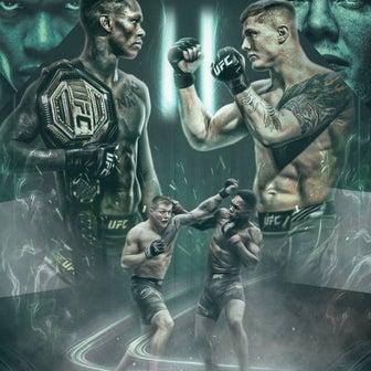 UFC263 展望