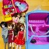 【リカちゃん人形】おもちゃの仕分けもフィーリングの画像