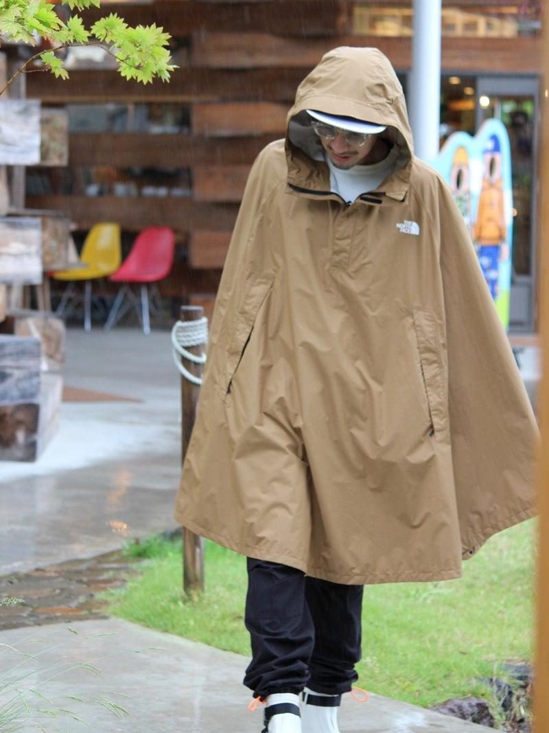 """雨の日のポンチョ""""image"""""""