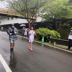 画像 聖火リレー走りました!佐渡島の魅力を発信 の記事より 7つ目