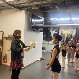 表彰式第3段【Ballet & Dance UNO・DUE・TRE】の画像