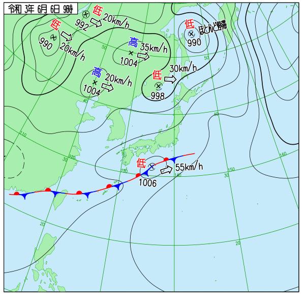 時期 関東 梅雨明け 気象庁 令和3年の梅雨入りと梅雨明け(速報値)